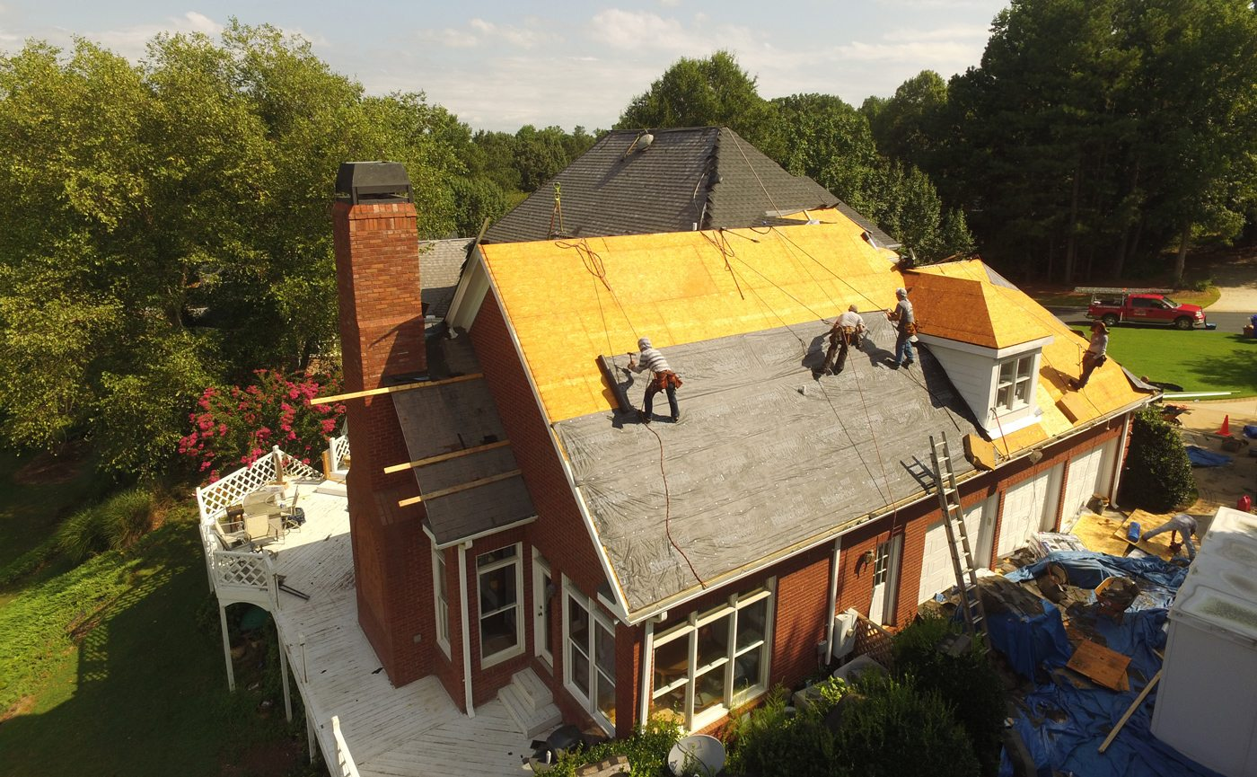 Quality roofing system in Georgia